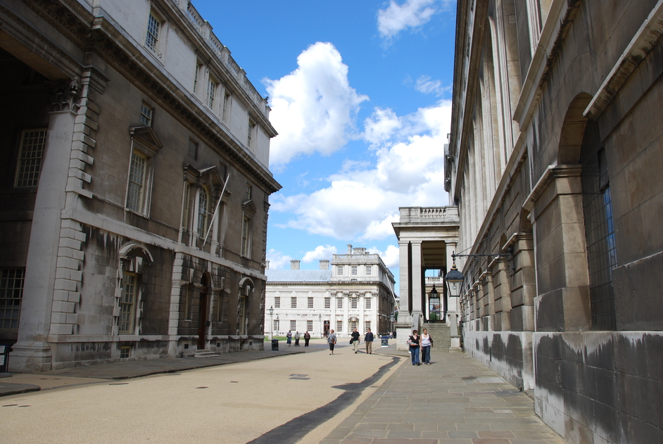 Greenwich - The Old Royal Naval College