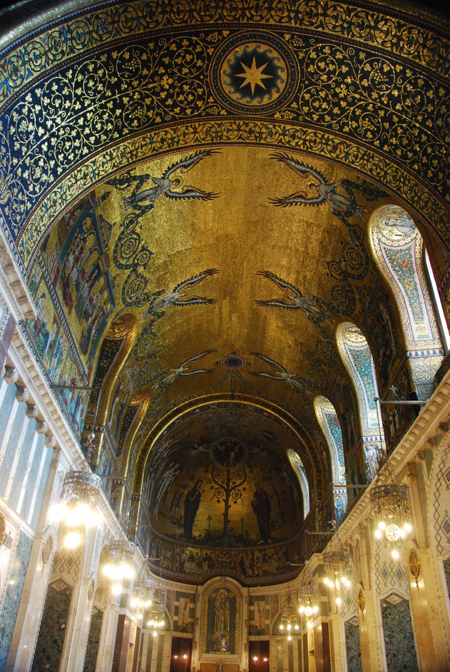 Westminster Cathedral - Interior Of Westminster Cathedral