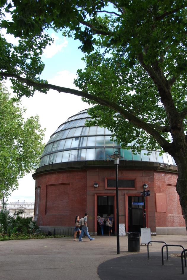 Island Gardens Park - Island Gardens Greenwich Foot Tunnel