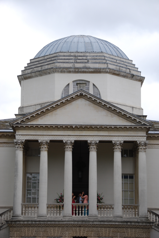 Chiswick House - Chiswick House Exterior