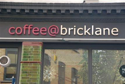Coffee@157 (Brick Lane)