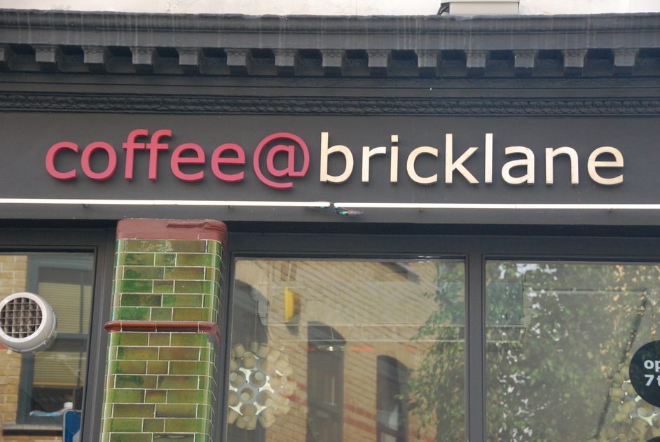 Coffee@157 (Brick Lane) - Coffee@BrickLane