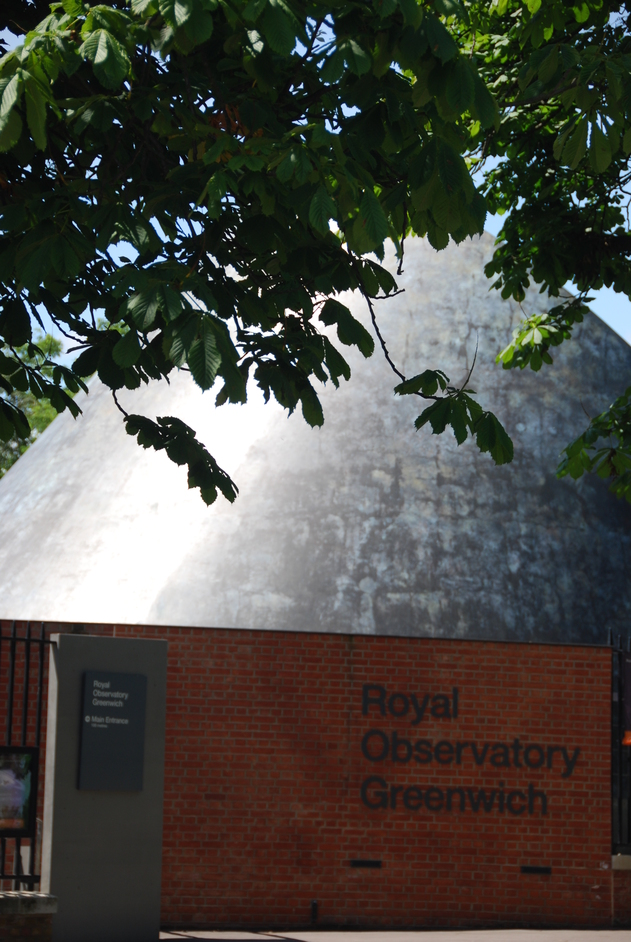 National Maritime Museum: Peter Harrison Planetarium - Greenwich National Maritime Museum Exterior