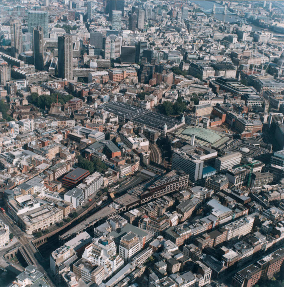 Smithfield Market - � English Heritage