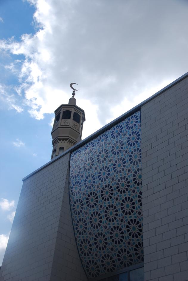 Whitechapel Road - East London Mosque & Cultural Centre