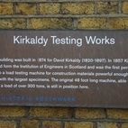 Kirkaldy Testing Museum hotels title=