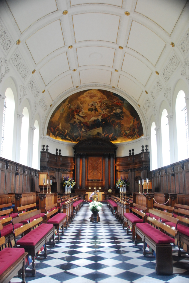 Royal Hospital Chelsea - Royal Hospital Chapel At Chelsea