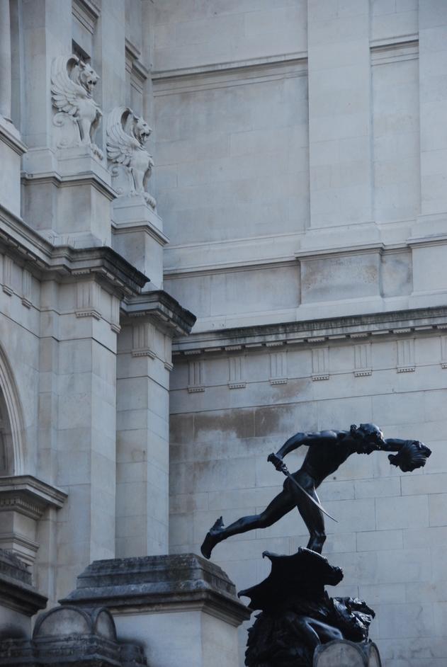 Tate Britain - Tate Britain Exterior