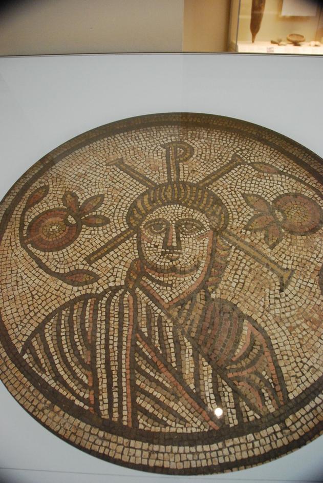 British Museum - British Museum Hinton St Mary Mosaic