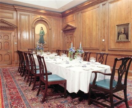 Luncheon Room