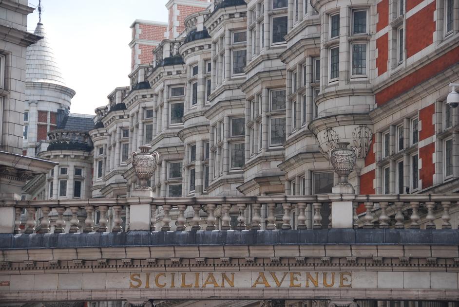 Spaghetti House - Sicilian Avenue