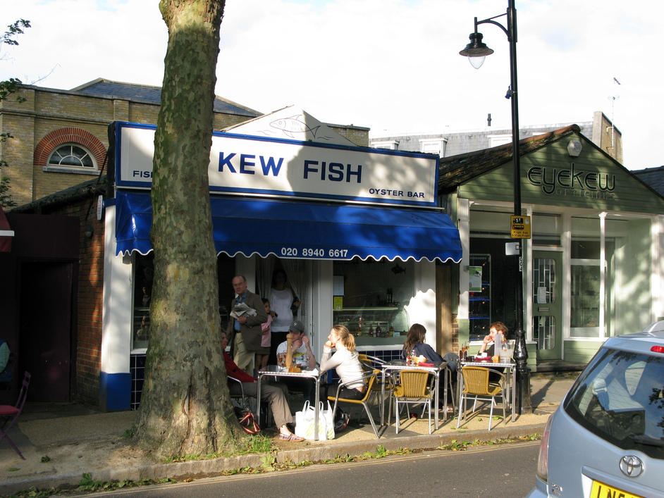 Kew Fish