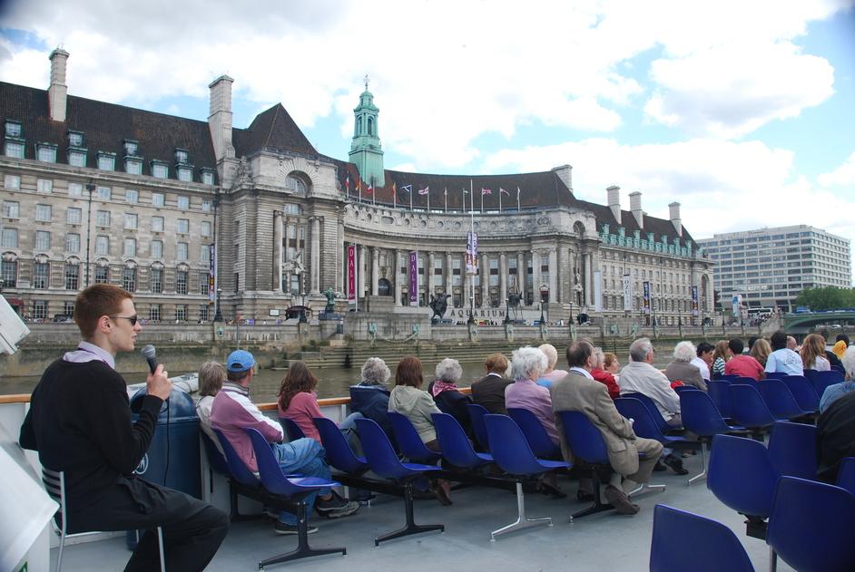 Thames Cruises - Thames River Cruises