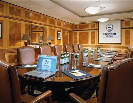New York Boardroom