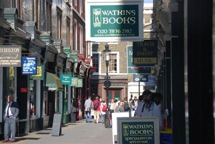 Watkins Books - Watkins Books On Cecil Court