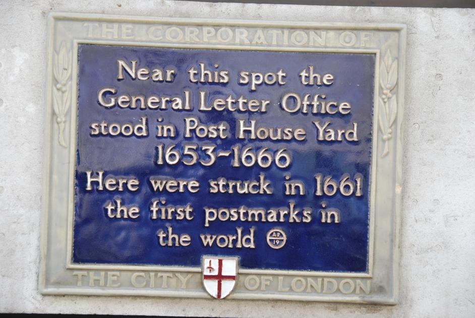 Postman's Park - Postman's Park