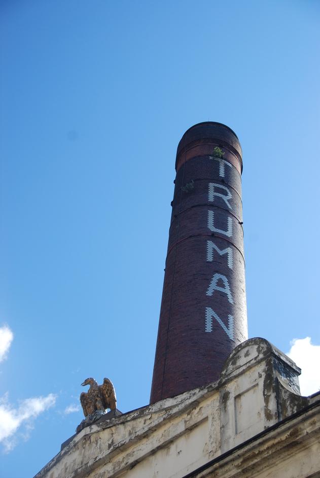 Brick Lane - Brick Lane Old Truman Brewery