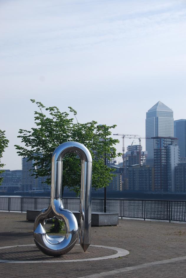 Southwark - Rotherhithe Thames Walkway
