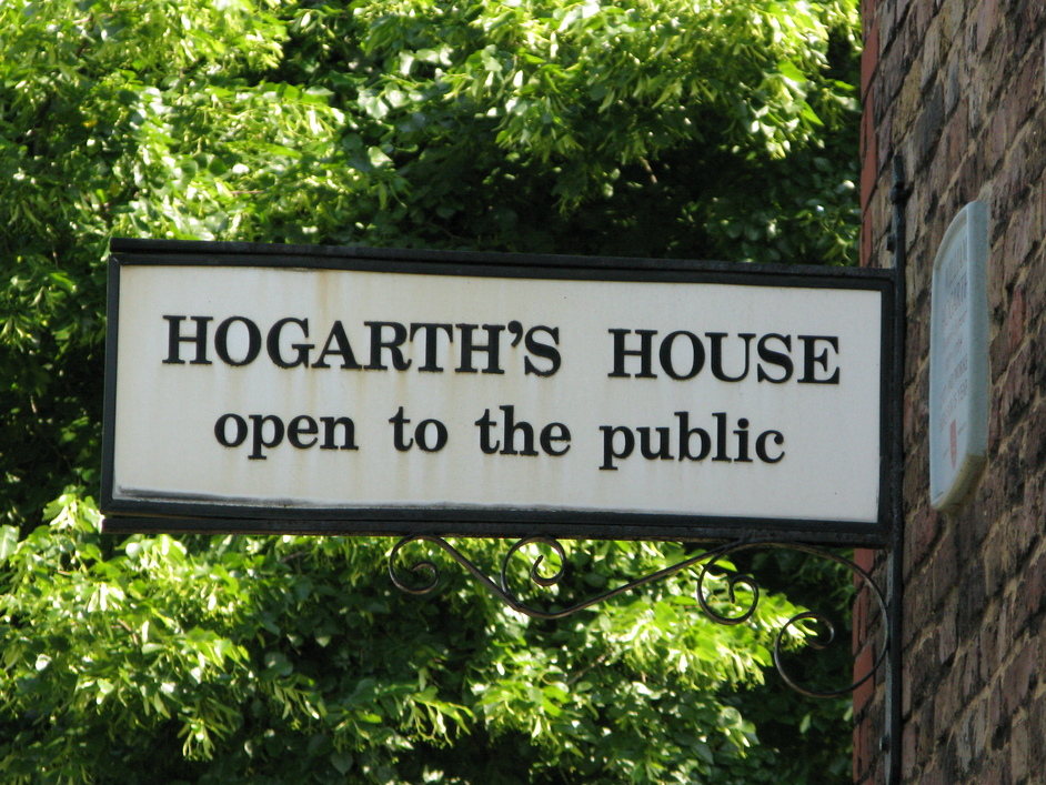 Hogarth's House