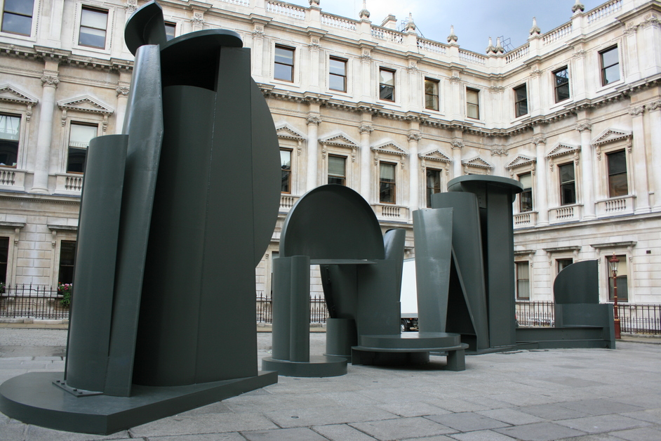 Royal Academy of Arts - Sir Anthony Caro - Promenade