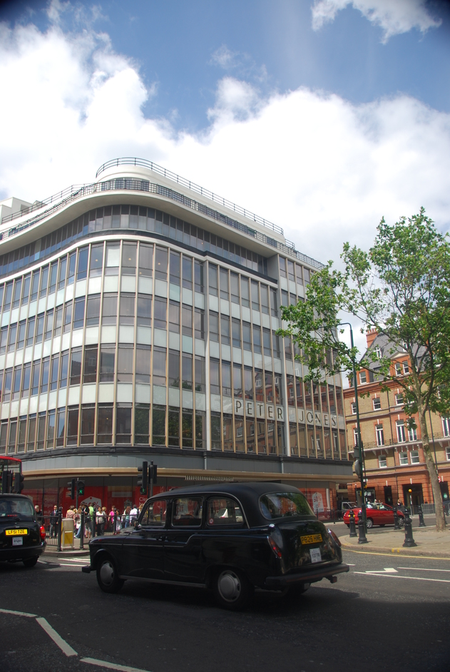 Peter Jones - Peter Jones, Kings Road