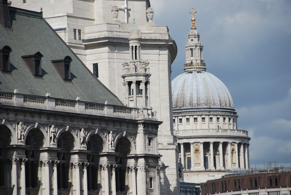 St Paul's Cathedral - View Of St Paul's
