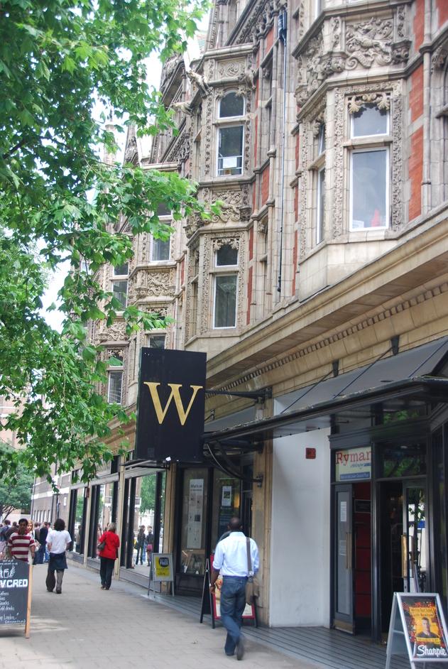 Waterstone's - Gower Street - Waterstone's In Bloomsbury