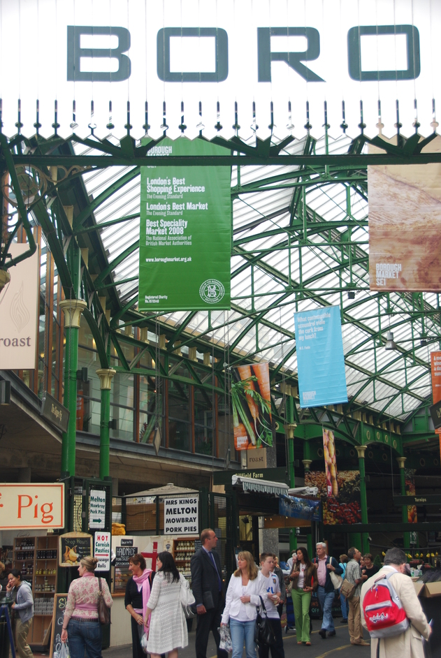 Southwark - Borough Market