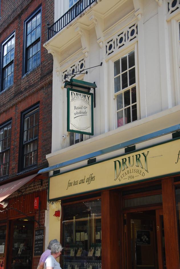 Drury Tea & Coffee Company - Drury Tea & Coffee Company