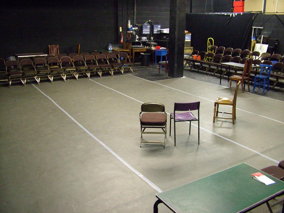 Arcola Theatre - Studio 3