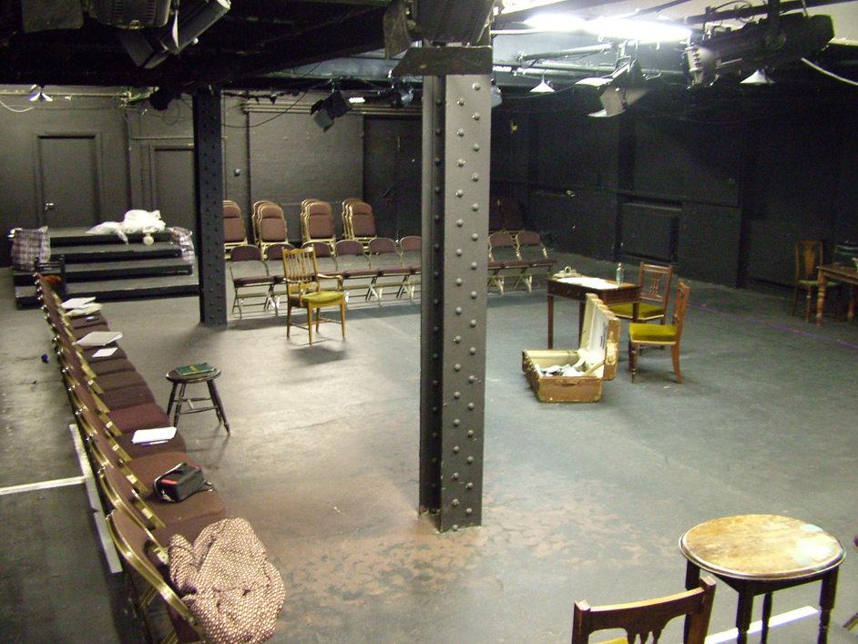 Arcola Theatre - Studio 1