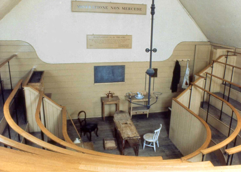Old Operating Theatre Museum and Herb Garret