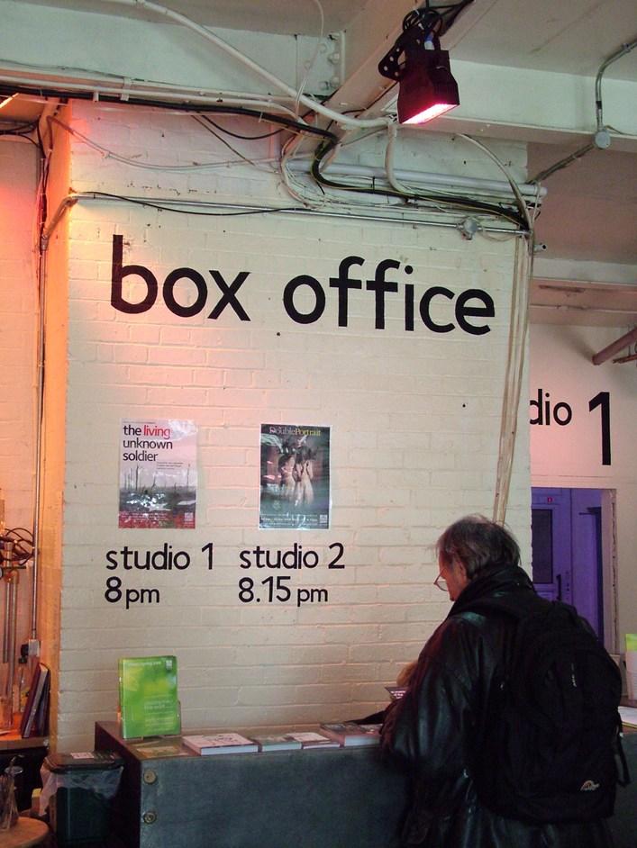 Arcola Theatre - Box Office