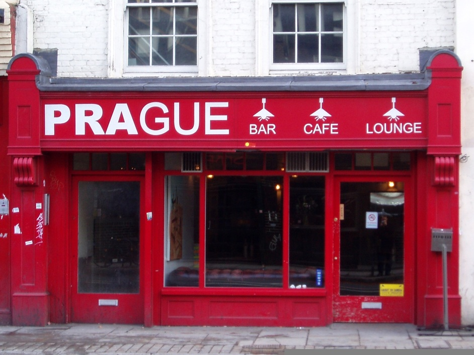 Bar Prague - Shoreditch - (c) Ewan-M