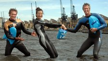 Great London Swim - Saturday 31st August 2013