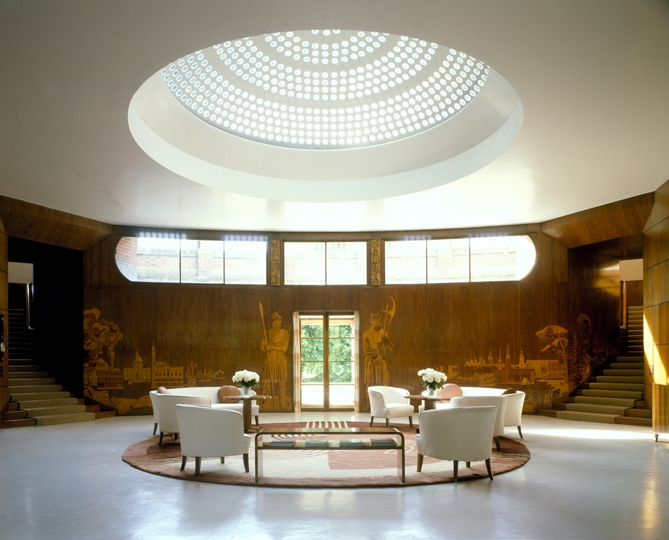 Eltham palace venue hire in london for Bathroom design 1930 s home