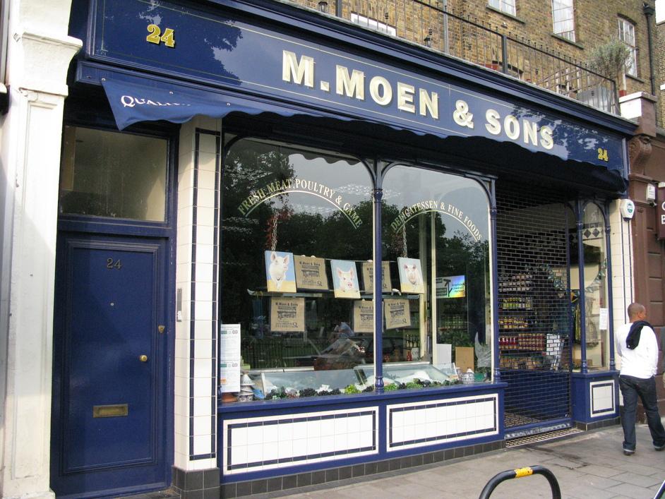 M Moen & Sons
