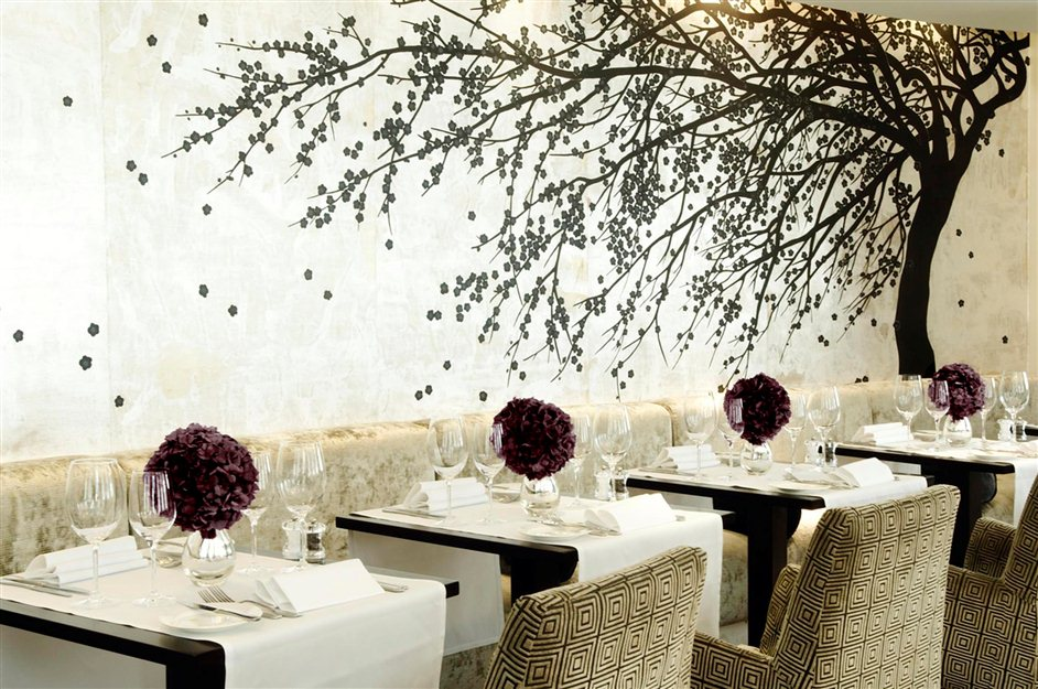 Hush Brasserie - Mayfair The Silver Room