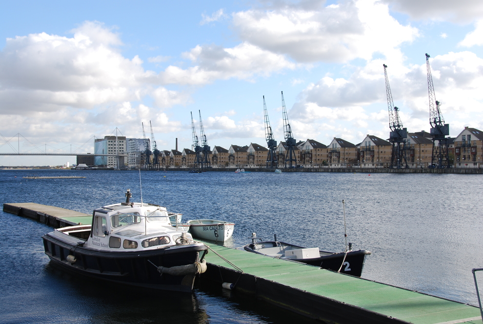 Restaurants Near Royal Victoria Dock