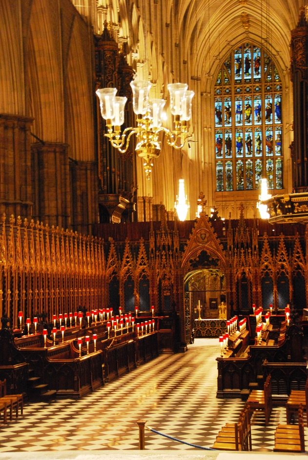 Westminster Abbey - Westminster Abbey Interior