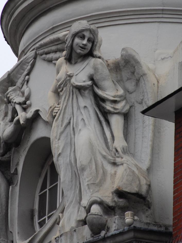 Gielgud Theatre - Gielgud Theatre Exterior