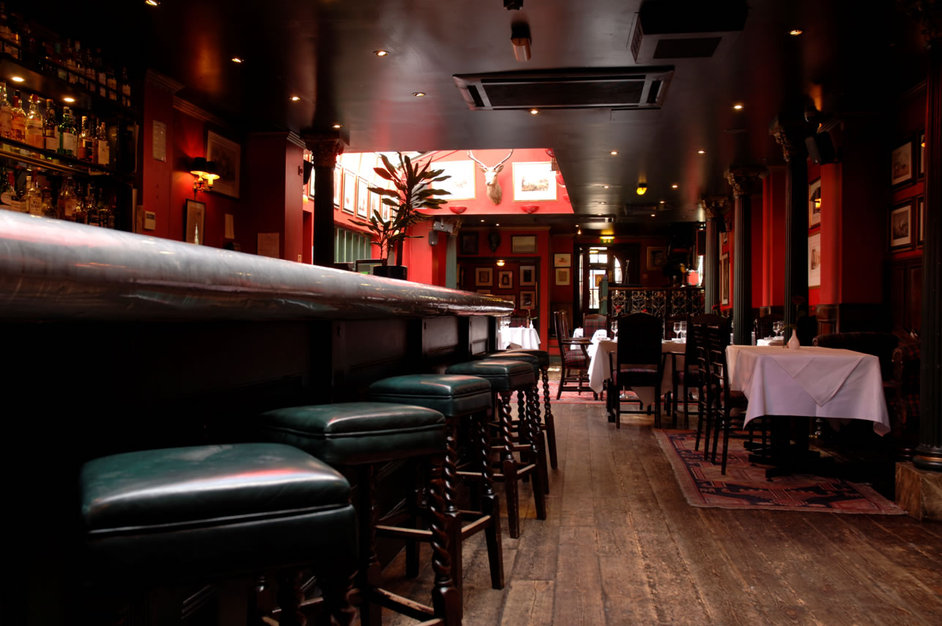 The Boisdale Jazz & Cigar Club