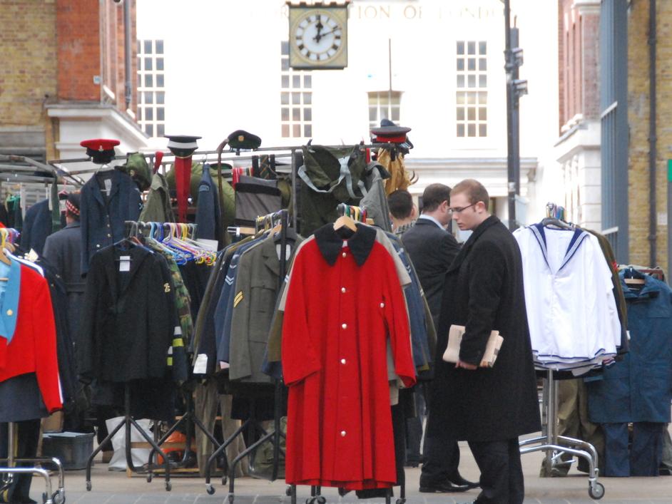 Lamb Street - Spitalfields Market