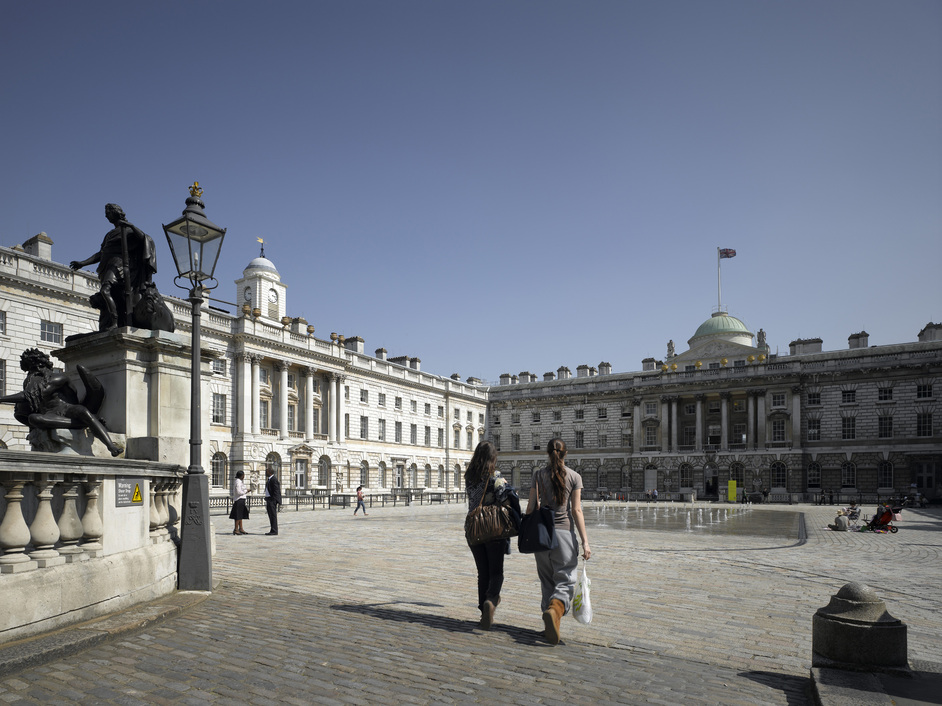 Somerset House - © Richard Bryant