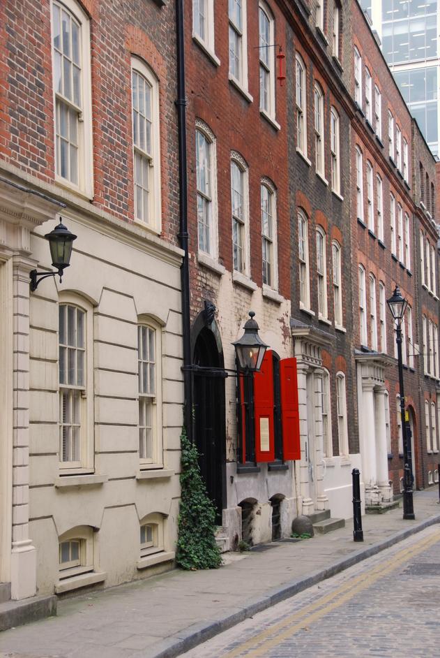 Tower Hamlets - Dennis Severs House In Spitalfields