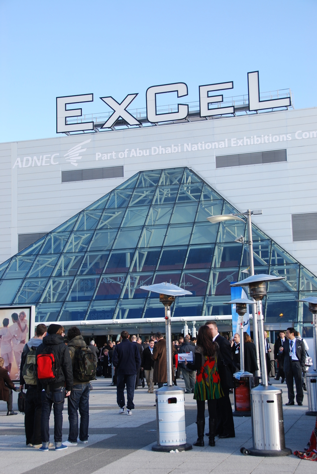 ExCel London Exhibition Centre