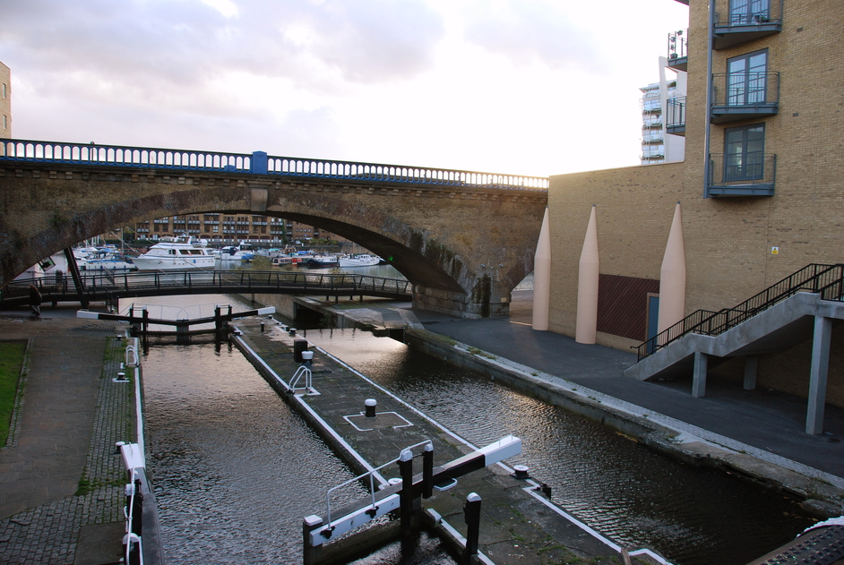 Tower Hamlets - Limehouse Basin
