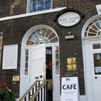 Mary Ward Centre Vegetarian Cafe
