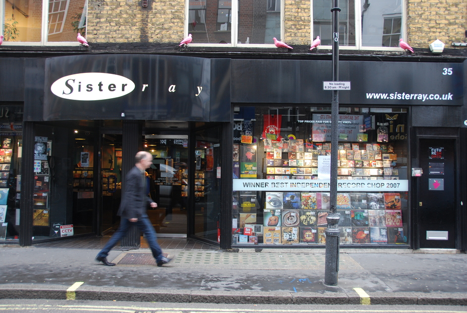Peter Street - Sister Ray Exterior