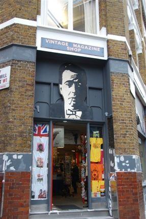 Vintage Magazine Store